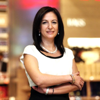 Özlem Kalyoncu, ATÜ Tourism Business Project Management and Internal Coordination Director